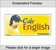 Cafe English Screenshot